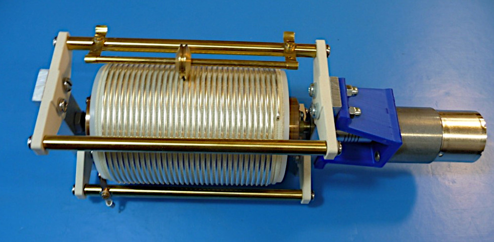 Motorized inductor